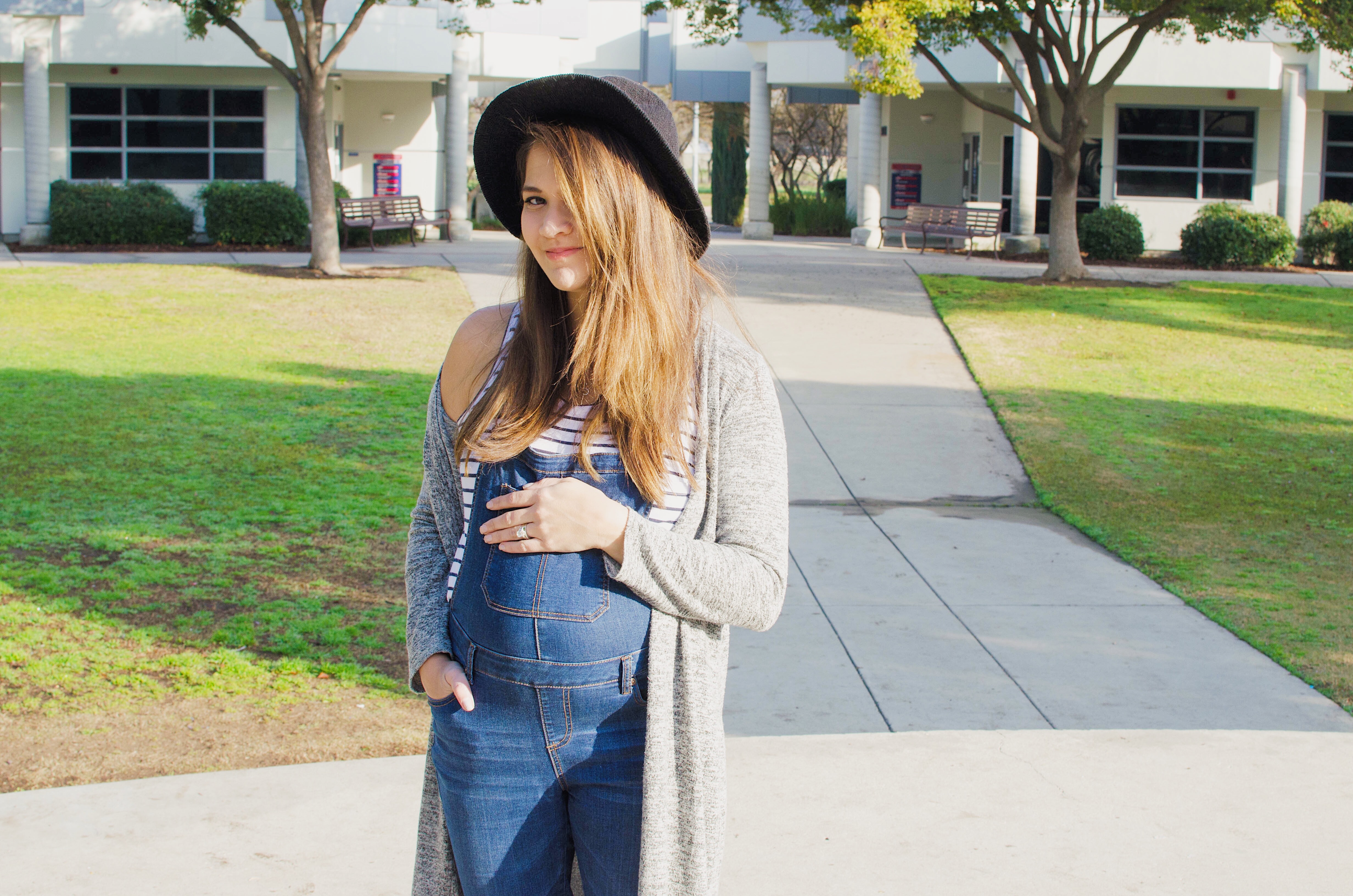 Bump style | maternity style | spring fashion | second trimester | mom style | pregnancy outfit